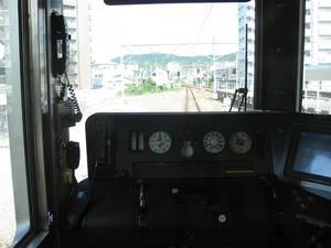 223系運転台