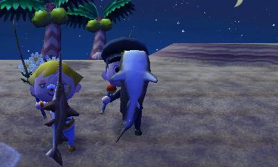 ぼくはジンベエザメ、赤香さんはノコギリザメ