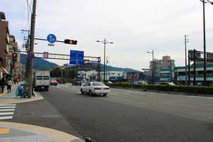 国道4号寿縁国道第6交差点
