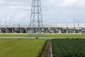 北陸新幹線架橋