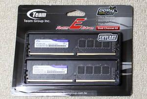 メモリDDR4-2400 8GB×2