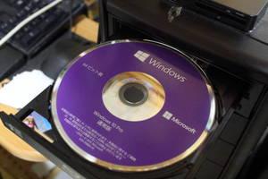 Windows 10 Pro インストールディスク