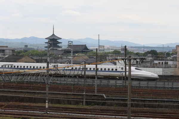 ひかり511号(N700A )