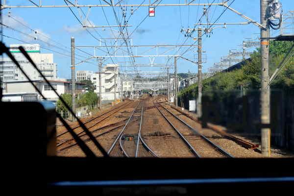 掛川駅構内