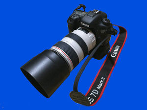 EOS 7D Mk2+EF70-300mm F4-5.6L IS USM