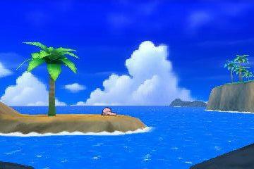 メレメレ島からアーカラ島まではそう遠くない。