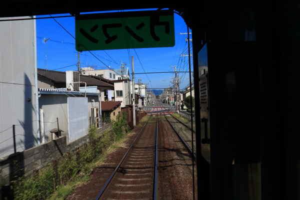 嵐電天神川~山ノ内