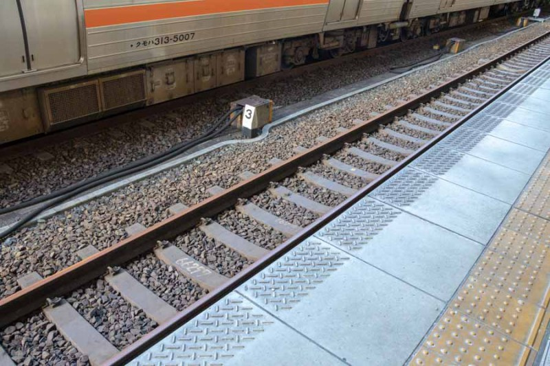名古屋駅2番線